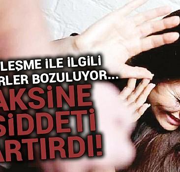 İstanbul sözleşmesi çözüm yerine şiddeti artırdı!