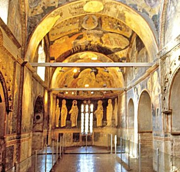Ayasofya'dan sonra bir cami daha aslına rücu etti