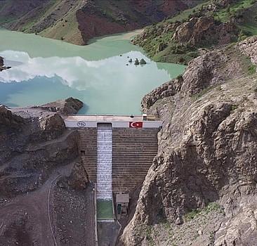 Erzurum'a 18 yılda 6 baraj-12 gölet kazandırıldı