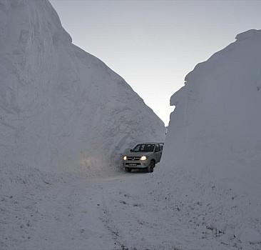 Hakkari için yoğun kar yağışı uyarısı yapıldı