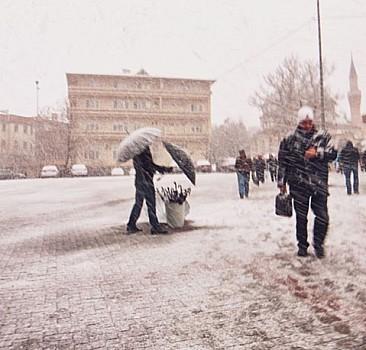 Meteoroloji uyardı: Kar ve yağmur birlikte geliyor!