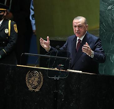 Erdoğan'ın sözleri sonrası Rusya'dan açıklama geldi