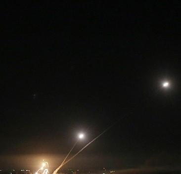 Lübnan'dan İsrail'e roket atıldığı bildirildi
