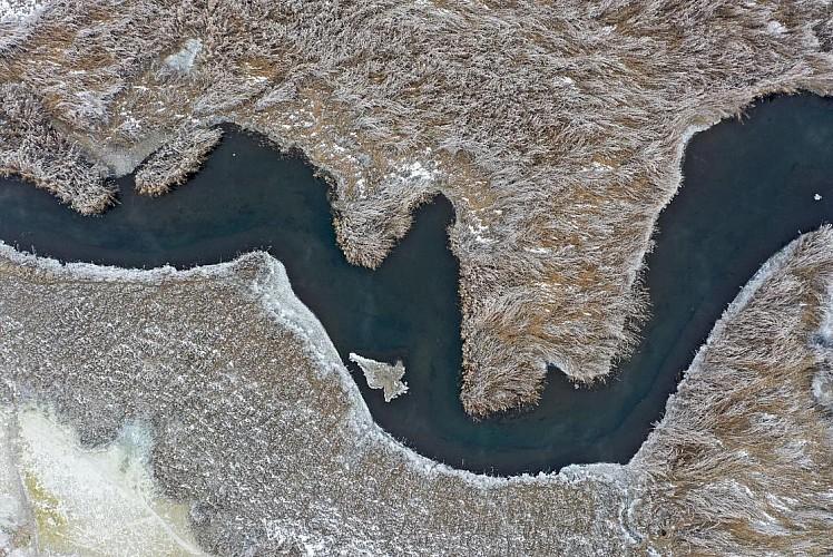 Ağrı Dağı Milli Parkı'nda göz kamaştıran güzellik