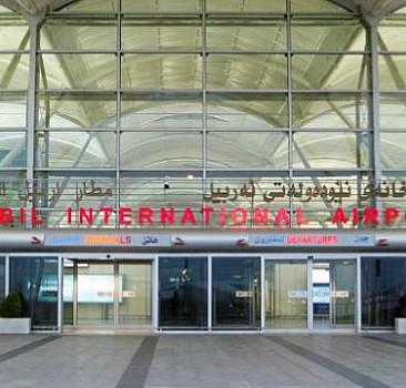Erbil Uluslararası Havalimanı'na saldırı