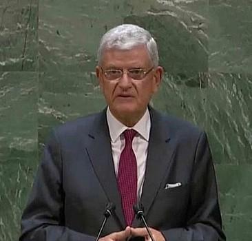 BM Genel Kurulu'nda Türk başkan! Tarihi anlar...