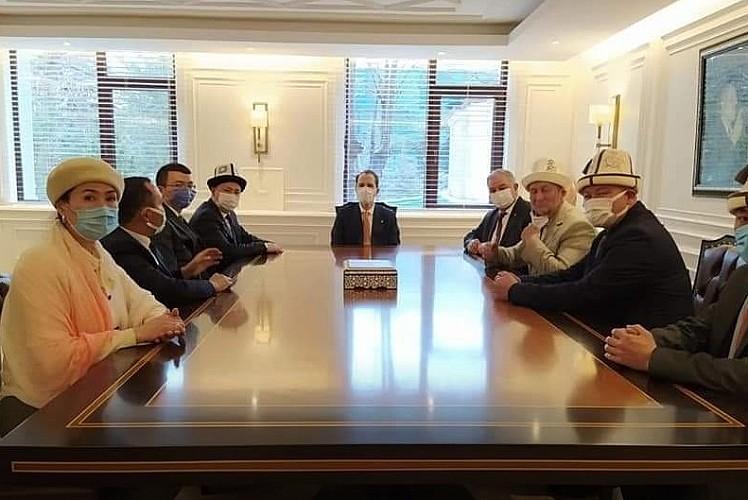 Kırgızistan'da Necmettin Erbakan fakültesi kuruluyor