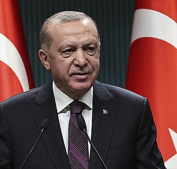 Erdoğan'dan Türksat 5A paylaşımı