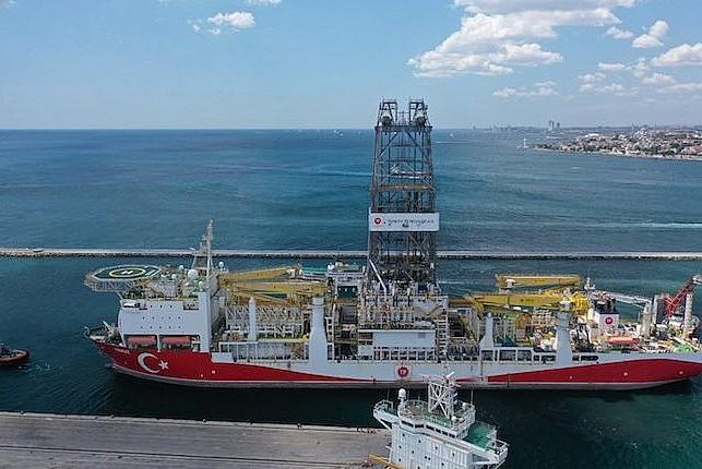 Yavuz sondaj gemisi, ilk görevi için hazırlanıyor