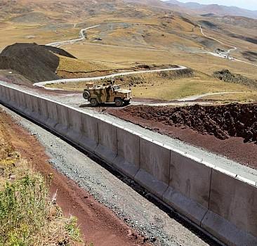 Türkiye- İran sınırına duvar örülecek