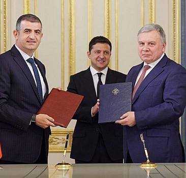 Baykar'dan Ukrayna'da kritik imza
