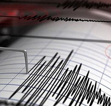 4,4 büyüklüğünde deprem