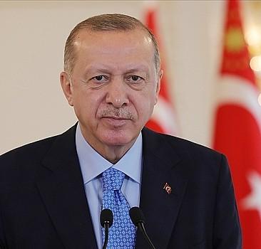 Erdoğan duyurdu: Hedefi tam isabetle vurdu