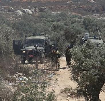 İşgalci İsrail 64 Filistinliyi yaraladı