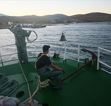 'Denizin mevsimlik işçileri'nin mavi sulardaki zorlu mücadelesi