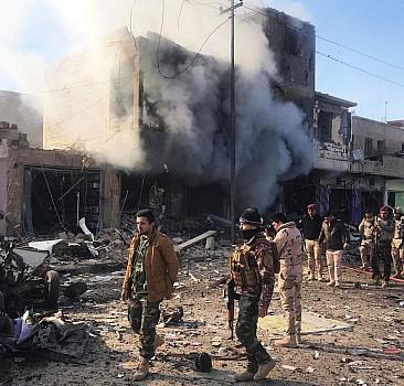 Irak'ta DEAŞ saldırısı