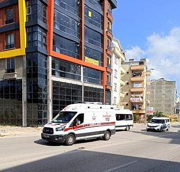 Sinop'ta 48 kişi karantina yurtlarına yerleştirildi