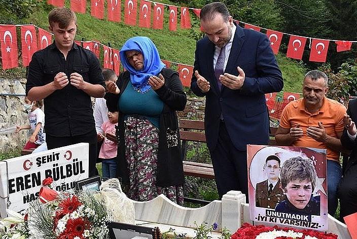 Eren'ler diyarı Türkiye