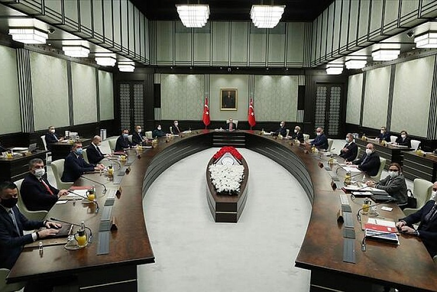 2021 Kabine toplantısı ne zaman? Yeni yasak var mı?