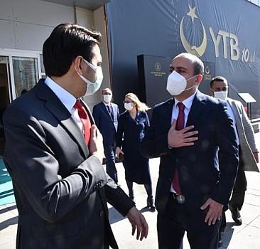 Türkiye ve Azerbaycan kardeşliği pekişiyor