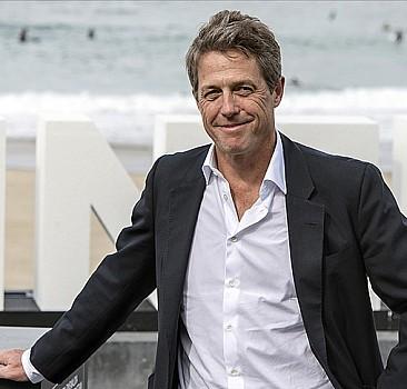 Ünlü İngiliz aktör Antalya'da tatil yapıyor