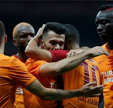 Galatasaray üst tura yükseldi! İşte rakibi