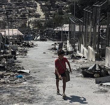 Midilli'de sığınmacı çilesi bitmek bilmiyor