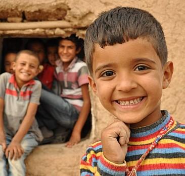 Dünya çocuklarının yarısı 'Yetim'