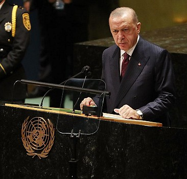 Erdoğan'dan Uygur mesajı