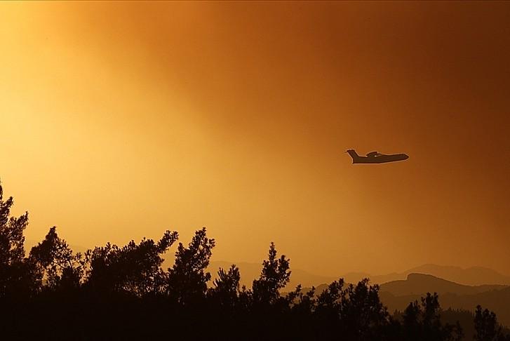 CHP de provokasyonun parçası:  Ekolojik terör yangını
