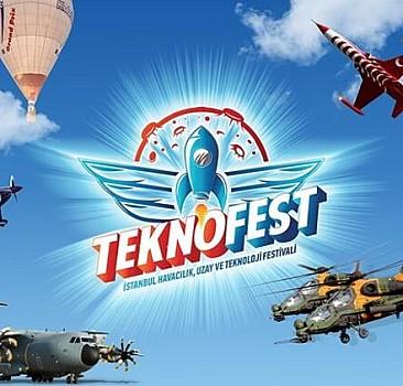 TEKNOFEST'te insansız hava araçları yarışları