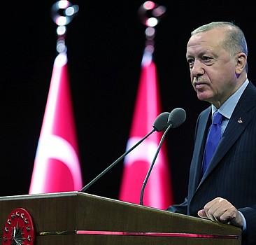 Erdoğan'dan kritik mesajlar