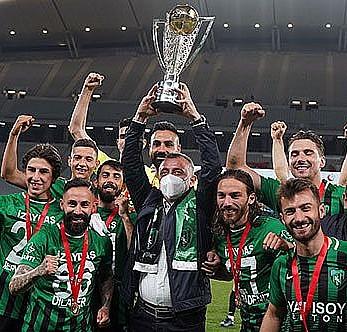 TFF 1. Lig'e yükselen 3. takım da belli oldu!