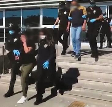 Konya'da suç örgütüne yönelik operasyon