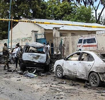 Bomba yüklü araçla saldırı: Ölüler var