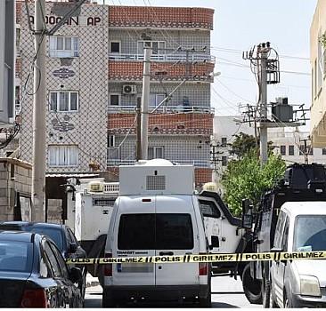 Mardin Nusaybin'deki canlı bomba etkisiz hale getirildi