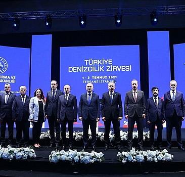 Sektör paydaşları Türkiye Denizcilik Zirvesi'nde buluştu