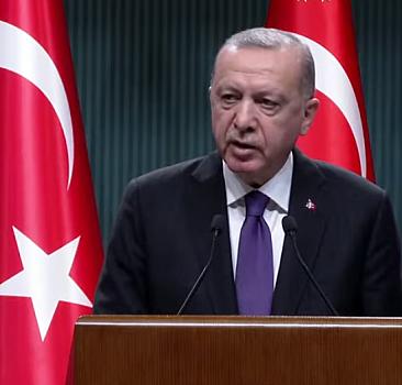 Erdoğan: Yeni anayasa için harekete geçebiliriz
