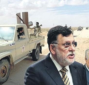 Libya, yeni ordusunu Türkiye ile kuracak