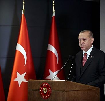 Başkan Erdoğan'dan net mesaj: Gerçek yüzlerini...