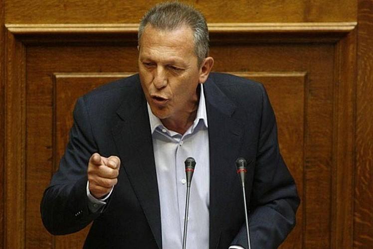 Yunan politikacıdan Yunanistan'a ağır sözler
