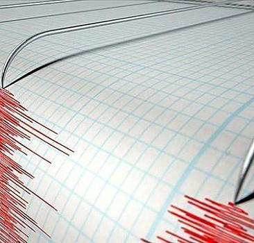 Hawaii'de şiddetli deprem