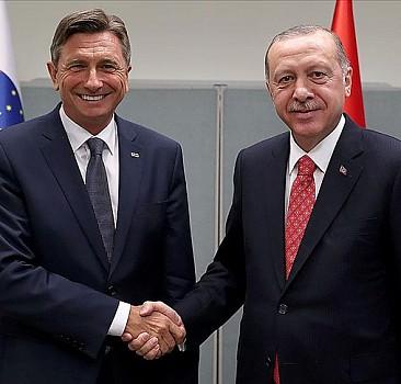 Erdoğan'dan önemli görüşmeler