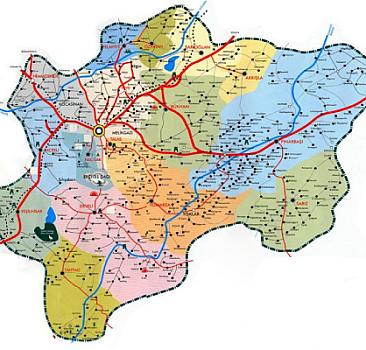Kayseri'de bir bölge 'riskli alan' ilan edildi