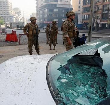 Beyrut'ta  yarın bir günlük yas ilan edildi