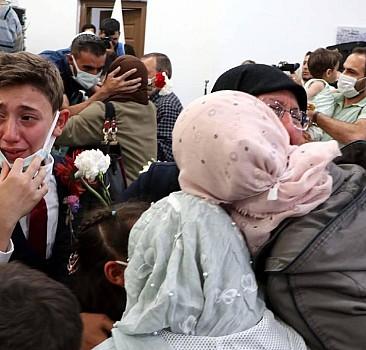 Savaşın ayırdığı Suriyeli aileler 10 yıl sonra kavuştu