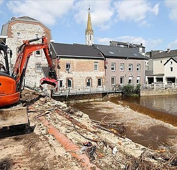 Belçika'da sel felaketinde ölenlerin sayısı 31'e çıktı