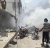 Suriye'de patlama: 3 ölü