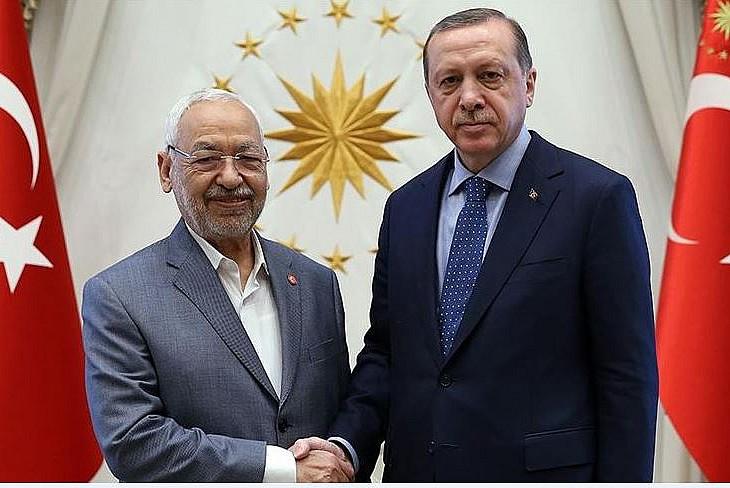 Gannuşi'yi engellemek istiyorlar! Türkiye Tunus yakınlaşması birilerini rahatsız etti