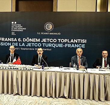 Türkiye ile Fransa arasında önemli anlaşma